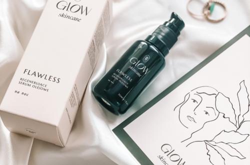 Glowskincare serum olejowe flawless
